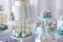 Ideas para decoración de fiestas★☆★ / Mesas, dulces etc. / by Maria Isabel Ramirez