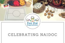 NAIDOC Week Activities for Children / Early Childhood  - Five Star Family Day Care Maitland / Celebrating NAIDOC week with Five Star Family Day Care Maitland.