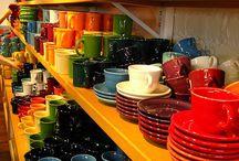 I LOVE Fiesta Ware!! / by Angela Wilbourn
