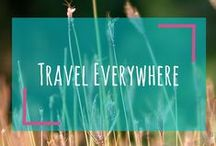 Travel \\ Everywhere / We want to see your travels from everywhere! Pin your best VERTICAL travel pins here!! This board is for travel tips and places to go! Pins that don't fit will be deleted. Happy Pinning and Travelling, please don't forget to re-pin and like! If you'd like to be added - email me at wonderluhsttravels@gmail.com
