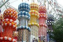 Tanabata / Cool ideas, crafts and recipes to celebrate the Japan Star Festival