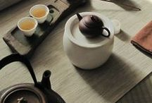 Tea Ceremony / The Japanese tea ceremony is meant to demonstrate respect through grace and good etiquette.