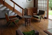 Japanese Interior / Traditional and modern Japanese interior design.