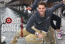 World Dance Movement Switzerland / Come dance with us in Luzerne!