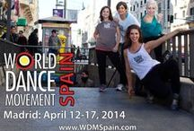 World Dance Movement Spain / Come dance with us in Madrid!