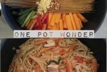 Dinner Ideas / by Natalie Grossman