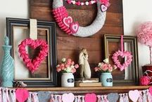 V-Day Ideas / Gifts, Decor & More -- all for #ValentinesDay!