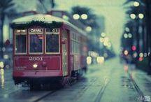 *wanna never get off the tram*