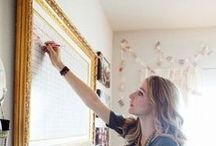 Custom Dry Erase Boards / Problem Solved: http://www.pictureframes.com/Wall-Decor / by pictureframes.com