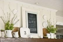Custom Framed Blackboards: Genius Captured / by pictureframes.com