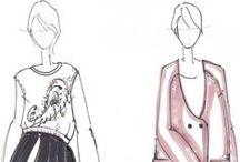 - Fashion draw -