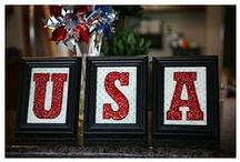 GO, America! / Patriotic art, imagery & DIY projects that celebrate and honor our great nation, its history and the people who serve it.  / by pictureframes.com - What Inspires You?