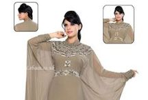 ✿⊱Ƒull Īnspiration Ҥijab Ştyles ęn Ƒashion~2⊰✿ / # Abaya # Kaftan # En Styles Fashion Dress can be use as Hijabi Fashion