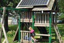 Super Solar Solutions / A collection of creative solar solutions and home solar information.