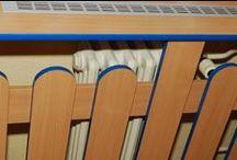 Interiéry / Interiérové vybavení pro školky a školy.