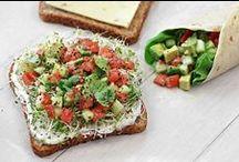 Veggie - Lunches / Vegetarian & Vegan Lunch recipes
