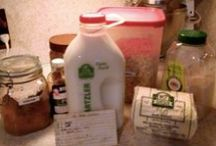 Recipes / Recipes using Hartzler Dairy's milk and butter.