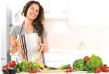 Ayuda con la cocina vegetariana / Truquitos, consejos saludables, sustituciones, ideas para la cocina y más
