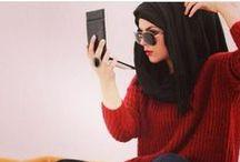 ✾⊱Ƒull Īnspiration Ҥijab Ştyles ęn Ƒashion~1⊰✾ / # Abaya # Kaftan # En Styles Fashion Dress can be use as Hijabi Fashion