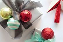 Christmas Decoration Ideas / Decorating ideas for the holiday season. Design solutions and projects for making your home or living space festive.