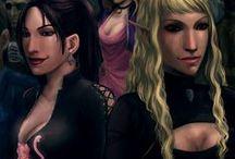 AHC Webcomic - B01C01 (ger) / Webcomic - Buch 01, Kapitel 01: Ein Comic, welcher im Shadowrun-Universum angesiedelt ist. Primäre Akteure in diesem Comic sind die 3 Runnerinnen Eclipse, Headshot & Nia, welche in den Schatten von Seattle ihre Arbeit verrichten. Die Erzählung beginnt im Jahre 2064 kurz vor dem Crash2.0 und führt die Geschichte der 3 Runnerinnen fort. Der Comic beleuchtet zwar primär einen Teil des erotischen Alltagslebens der Hauptcharaktere, erzählt aber auch von ihren Abenteuern in den Schatten des Megaplex.