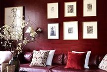 Pantone 2015 - Marsala / Decor Recommendations for the 2015 Color of the Year!