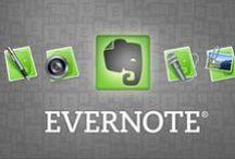 """Evernote (Produktivität) / Evernote ist mehr als nur ein Notizbuch, mit Evernote hat sich die Art zu organisieren, verändert.  Eine große Auswahl an Online-Tools findet ihr auf meiner Liste """"Produktivität - Tools"""" https://www.wunderlist.com/list/148892684"""