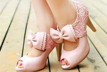 Shoes to Die For / Shoes are my obsession. We should make a closet dedicated to shoes only. / by Kelly Stone