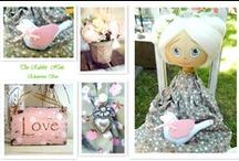 Handmade dolls by Ekaterına Sav / Hello everyone ! I wıll be happy ıf you lıke my handmade dolls !