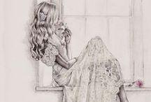 Fashion and Fashion sketches