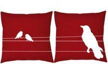 Bird Inspired Decor ~ Ideas for Fluffing Your Nest