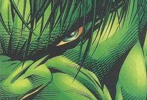 Marvel Comics / Only Marvel Universe stuff