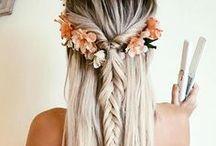 hairstyle ideas inspiration / Die besten und einfachsten Frisuren für dein Fotoshooting