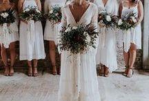 wedding dress / Es gibt viele schöne Kleider, aber nur eines brauchst du. Hier findest du Inspiration für dein Brautkleid