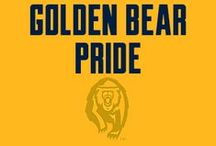 Golden Bear Pride / The California Golden Bears have the best fans in the Bay Area and in college sports.  Join the fight and view photos of Golden Bear fans as they represent their Berkeley pride! / by University of California Golden Bears