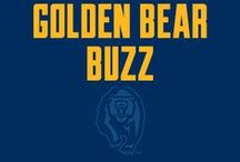 Golden Bear Buzz / Follow your California Golden Bears to victory. Connect and chat with the Golden Bears through all of our social media platforms.  / by University of California Golden Bears