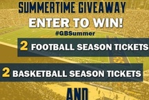 Grrr-eat Contests & Giveaways / Don't miss the GRRR-eat promotions, contests and giveaways that Cal Athletics has to offer.  / by University of California Golden Bears