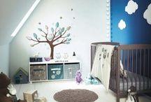 Babaszobák / Kisfiút vagy kislányt vártok? Mivel teszitek egyedivé az alvóhelyét, szobáját? Sok saját kezűleg is kivitelezhető dekorációs ötletet találtok gyűjteményünkben: