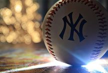 """the Yankees / """"Start spreading the news..."""" / by Elisabeth Grengs"""