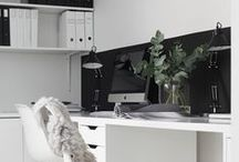 workspace / home office