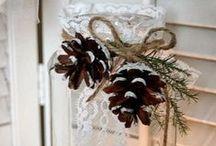 Christmas - Decoration / Karácsony Dekoráció Minden ami karácsonyi hangulatú