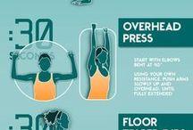Cuidado del cuerpo / Tips, ideas y planes para cuidar y embellecer el cuerpo.