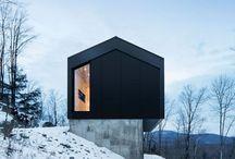 Mountain retreat inspiration