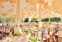 Outdoor Summer Wedding / Inspiration for a summer soirée at Woodlawn!