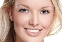 Natural skin care / Natural skin care uses topical creams and lotions made of ingredients available in nature