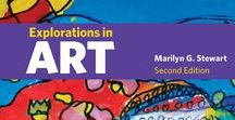 Elementary Art Education Curriculum / Explorations in Art sets a new standard in K–6 art textbook programs, with more studios, more art images, more art criticism based on images—both fine art and student artwork—and more student artwork than any other K–6 art textbook program.