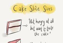 Cake time / Odio cucinare ma adoro mangiare. Specie i dolci! Gnam gnam!