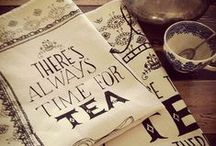 Tea for me, please / A cup of tea solves everything