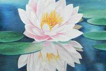 mijn werk: schilderijen