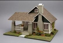 1:48 homes 1/4 inch  / by Wychwood Russianbluecats